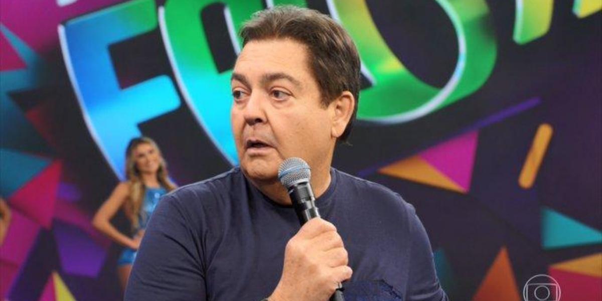 Faustão tem detalhes sobre último programa antecipado na Globo (Foto: Reprodução)
