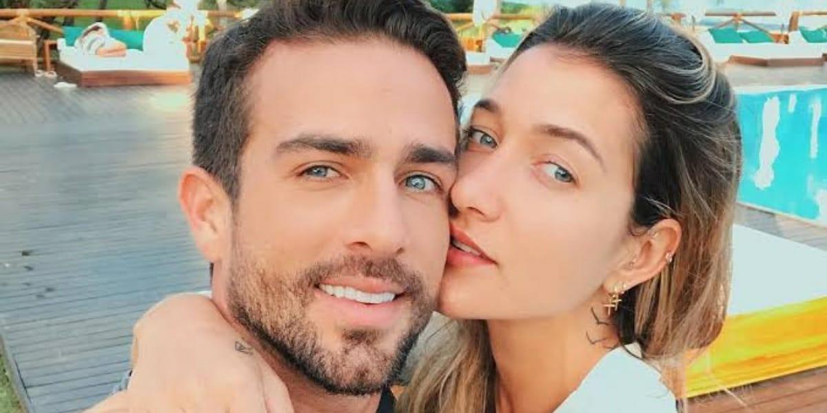 Erasmo Viana e Gabriela Pugliesi (Foto: Reprodução)