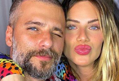 Bruno Gagliasso e Giovanna Ewbank chegaram a se separar em 2012 (Foto: Reprodução)