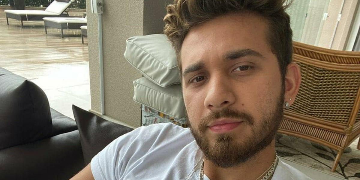 Gustavo Mioto tem namoro secreto revelado por influencer (Foto: Reprodução)