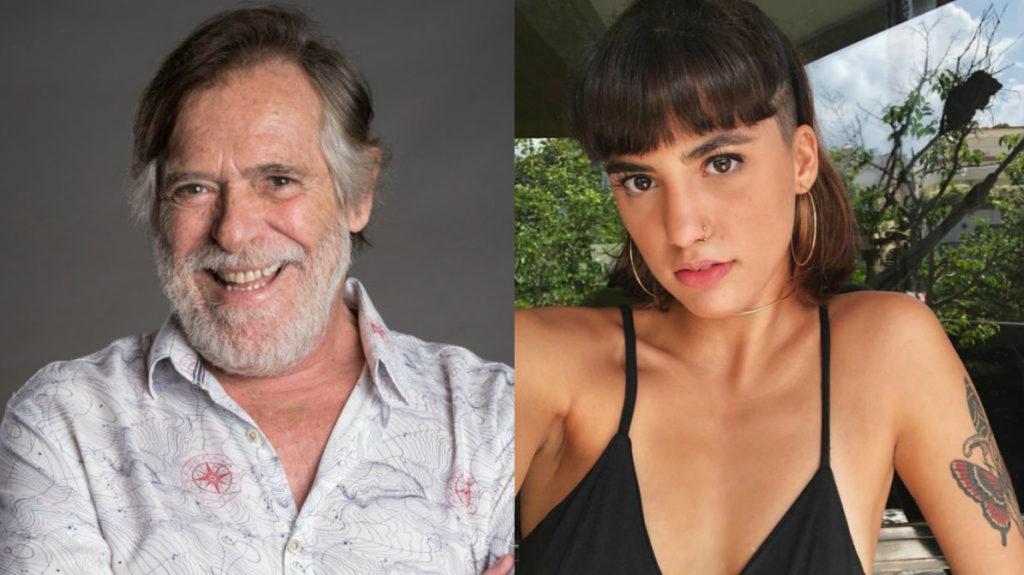 José de Abreu e Carol Junger