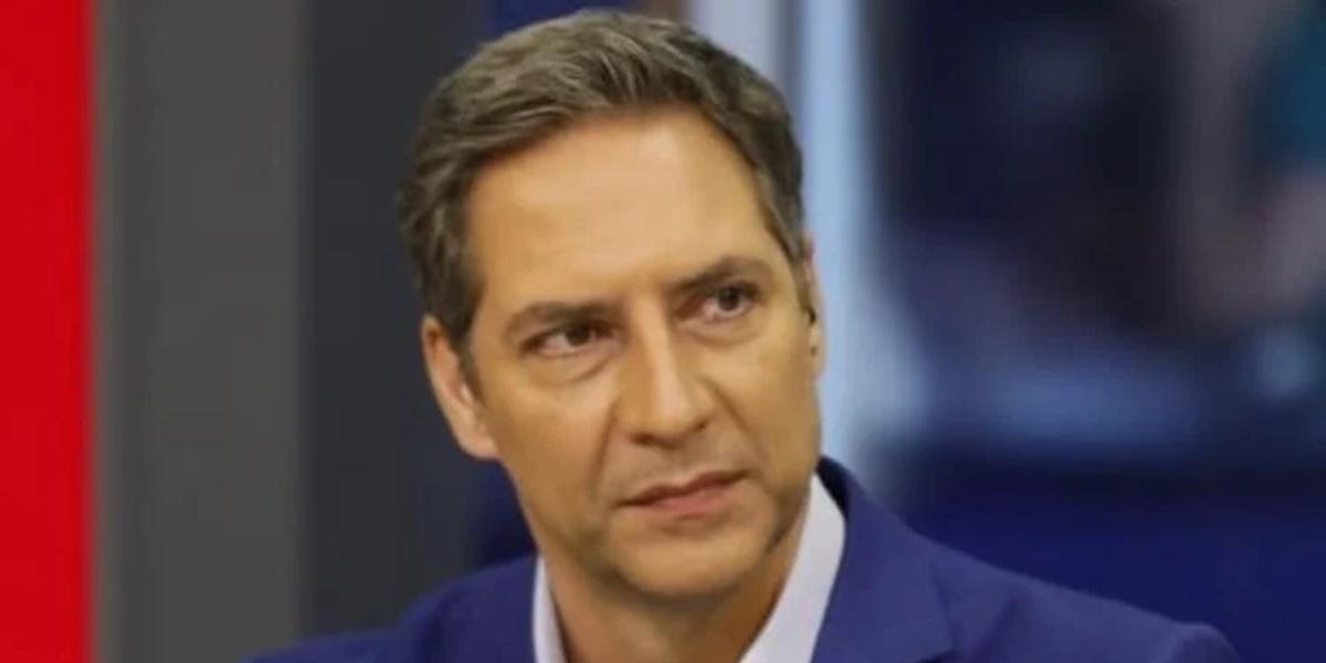 Lacombe foi afastado de programa na RedeTV (Foto: Reprodução)