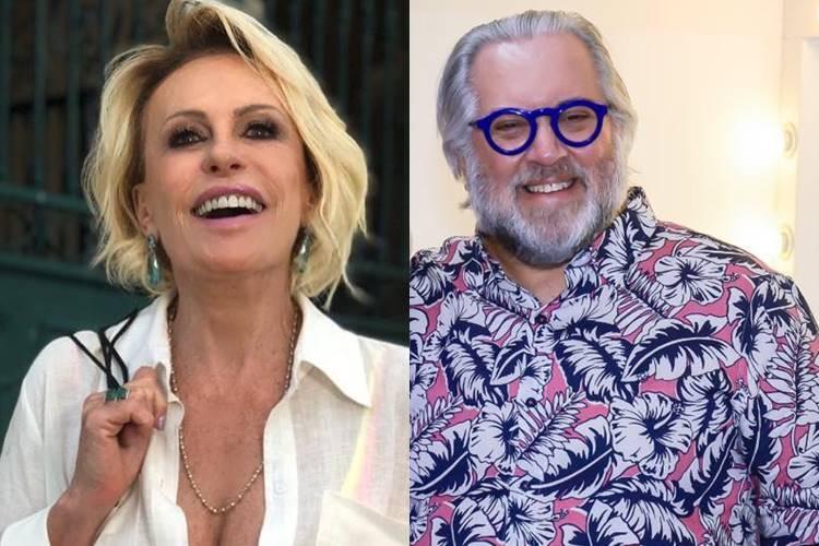Leão Lobo e Ana Maria Braga tem desavença