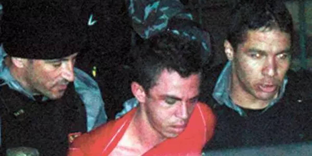 Lindemberg vive dias difíceis na prisão (Foto: Reprodução)