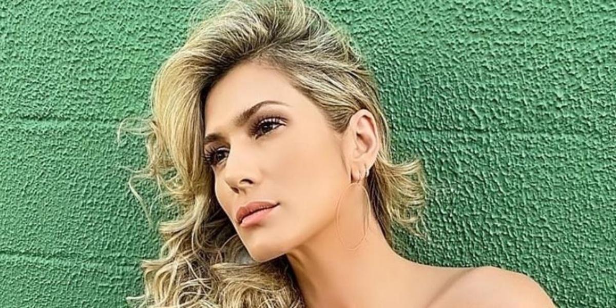 Lívia Andrade levou os seguidores à loucura com clique (Foto: Reprodução)