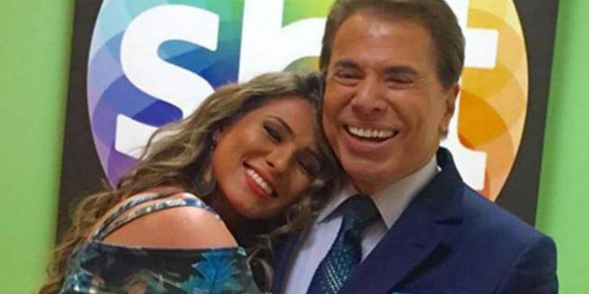 Lívia Andrade detona arrependimento de não ter dado adeus a Silvio Santos (Foto: Reprodução)