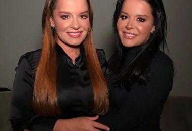 As irmãs negaram o convite da Globo