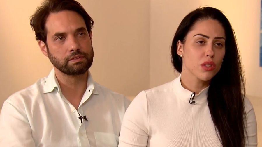 Monique Medeiros e Dr. Jairinho (Foto: Reprodução)