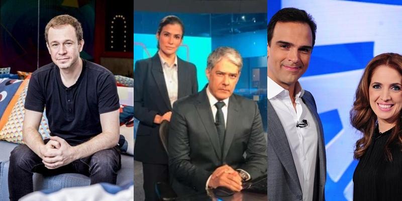 Globo, JN, BBB21 e Fantástico