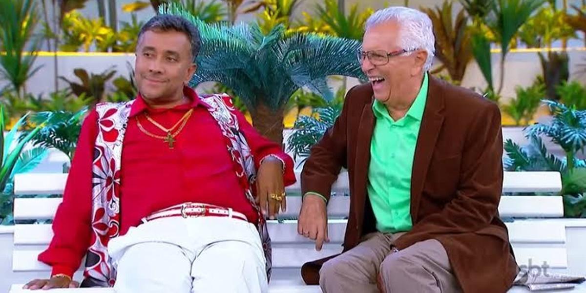 Paulinho Gogó, Carlos Alberto