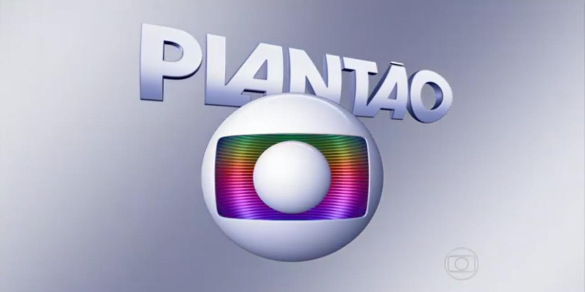 Morte de Tancredo Neves, líder máximo da nação, foi dada durante o Plantão da Globo (Foto: Reprodução)