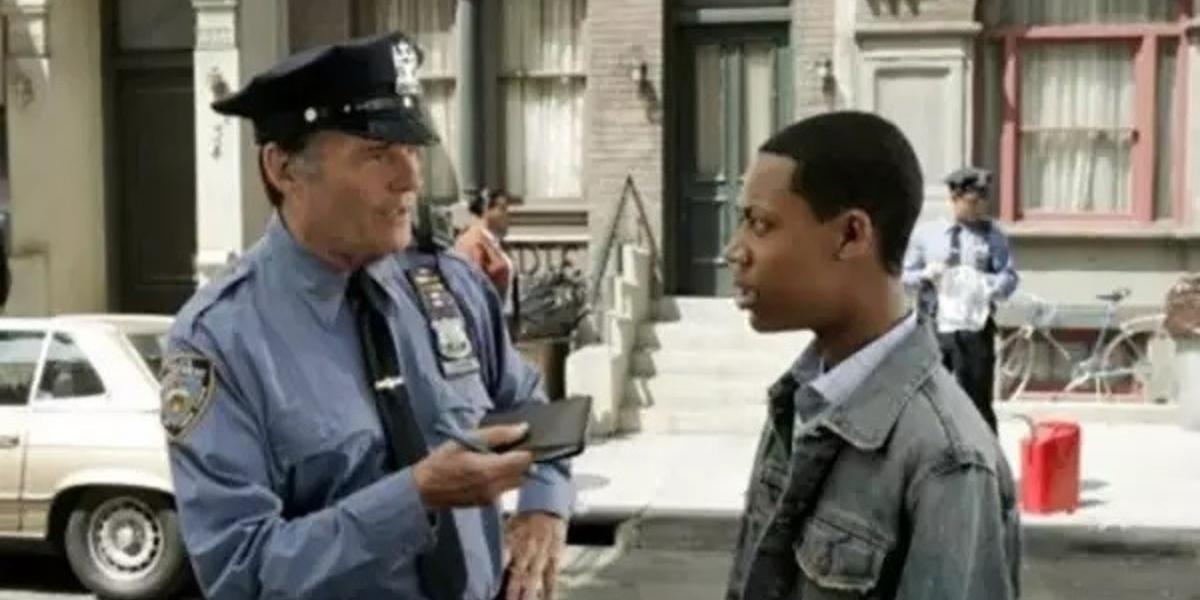 Fred Willard viveu um policial em Todo Mundo Odeia o Chris (Foto: Reprodução)