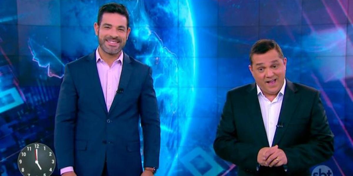Darlisson Dutra e Marcelo Bittencourt (Foto: Reprodução)