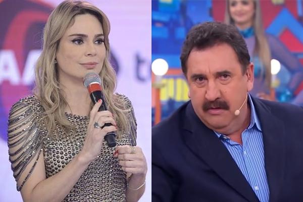 Ratinho Rachel Sheherazade