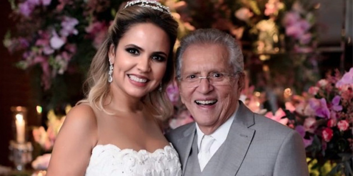 Renata Domingues, Carlos Alberto
