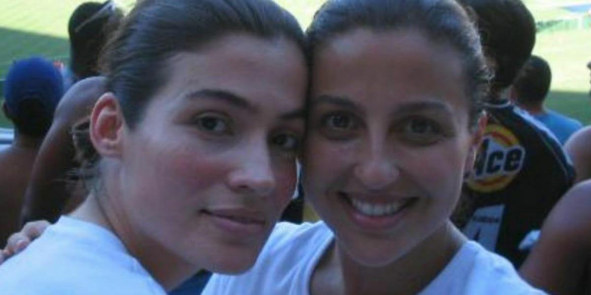 Por que amor exposto à morena de Renata Vasconcellos chocou (Foto: Reprodução)