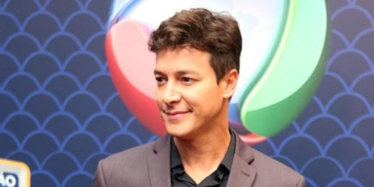 Rodrigo Faro foi cravado na Globo por sensitiva (Foto: Reprodução)