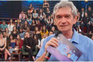 Serginho Groisman deve perder espaço do Altas Horas na Globo para Marcos Mion - Foto: Reprodução