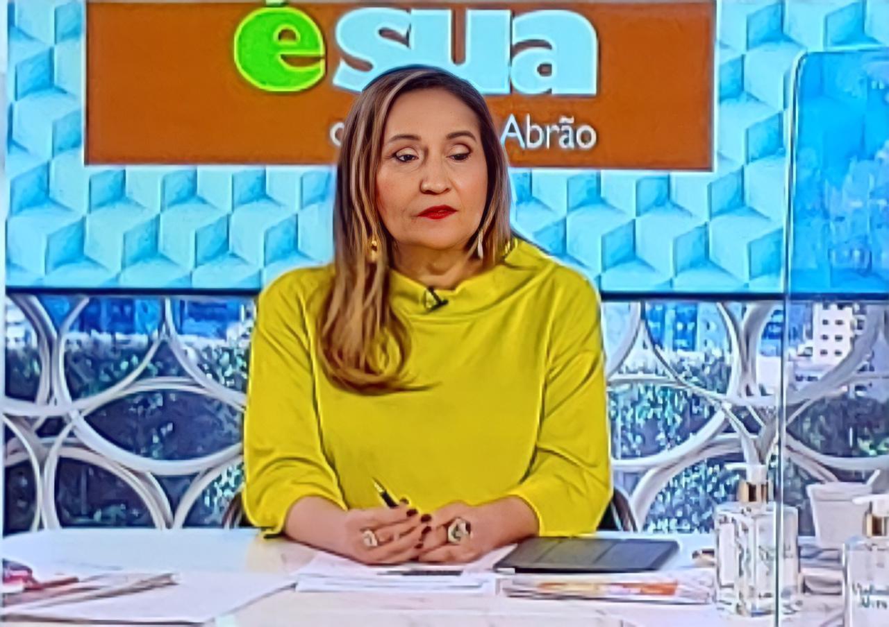 Sonia Abrão detona documentário de Karol Conká (Foto: Reprodução/RedeTV!)