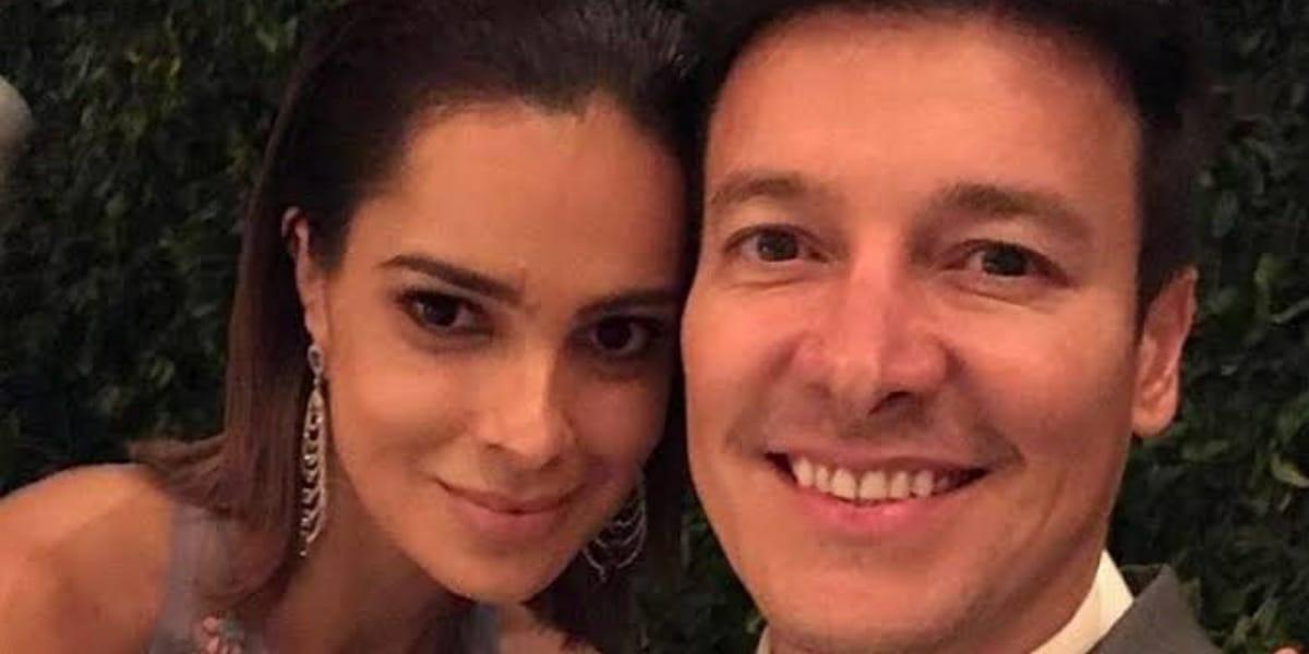 Esposa de Rodrigo Faro mente para justificar demissão na Record (Foto: Reprodução)