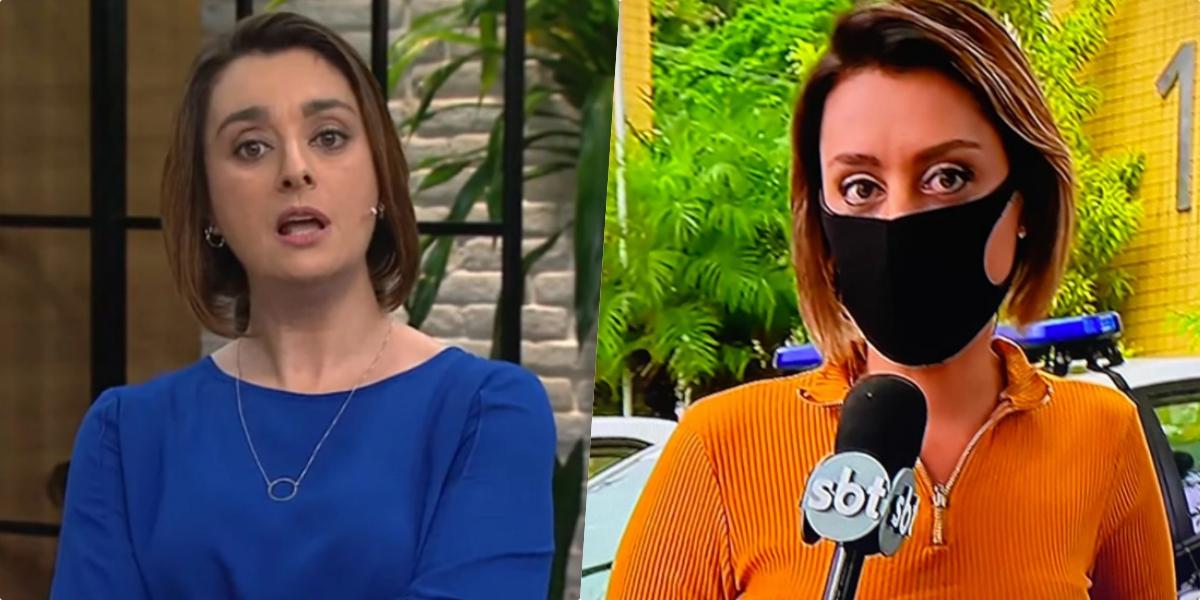Catia Fonseca e Liane Borges (Reprodução)
