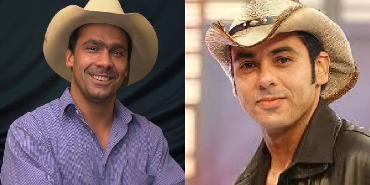 Rodrigo Cowboy e André Almeida participantes do BBB (Reprodução)