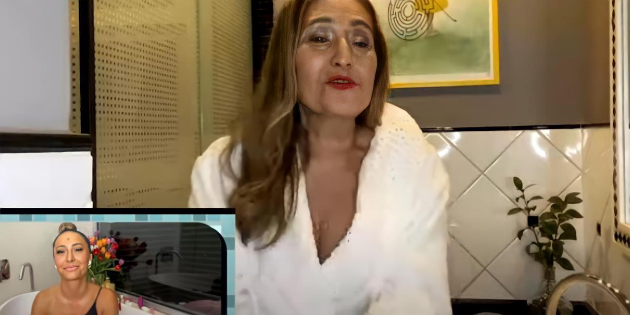 Sonia Abrão (Reprodução)