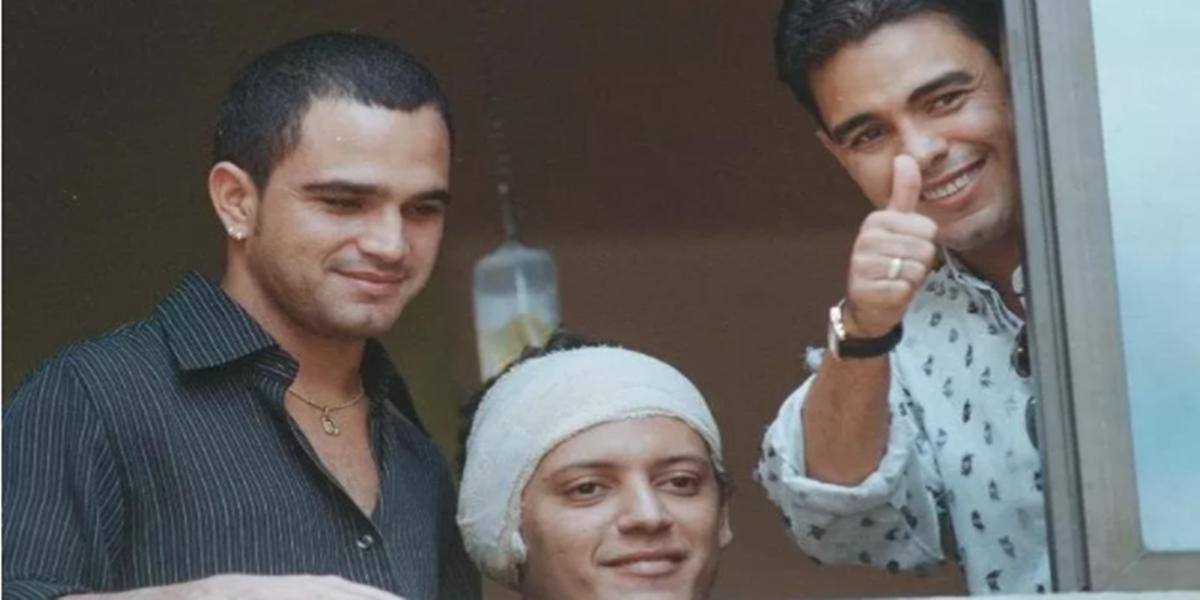 Zezé Di Camargo, Luciano, Welington Camargo