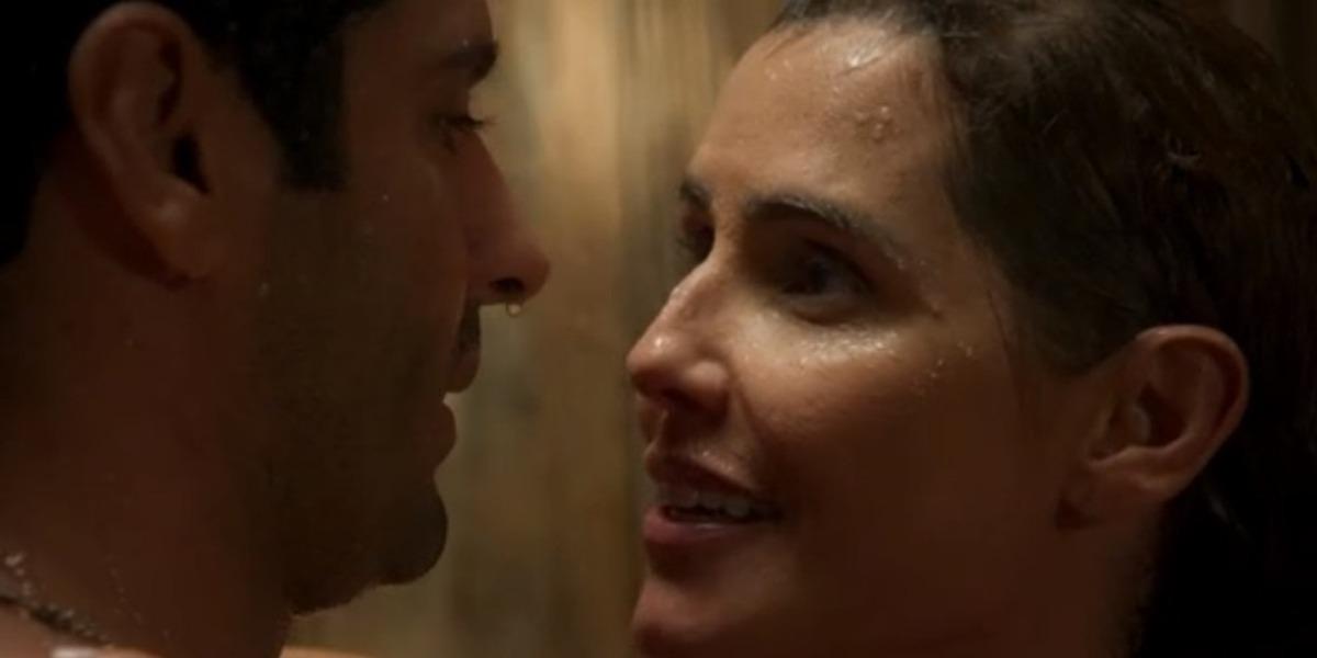 Alexia finlamente dará uma chance para Zezinho em Salve-se Quem Puder (Foto: Reprodução//TV Globo)