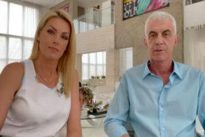 Ana Hickmann e seu marido, Alexandre Corrêa (Foto: Divulgação)