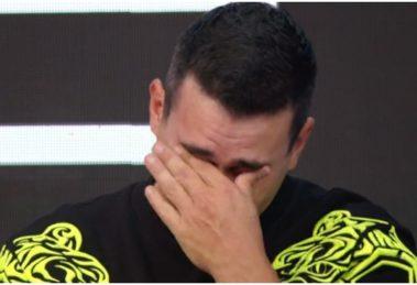 """""""Não disfarço"""", André Marques cai no choro e desaba após expor dívidas"""