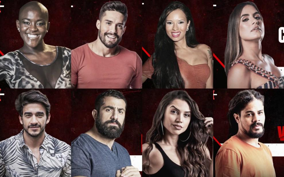 Veja lista completa de nomes que estarão em No Limite da Globo (Foto reprodução)
