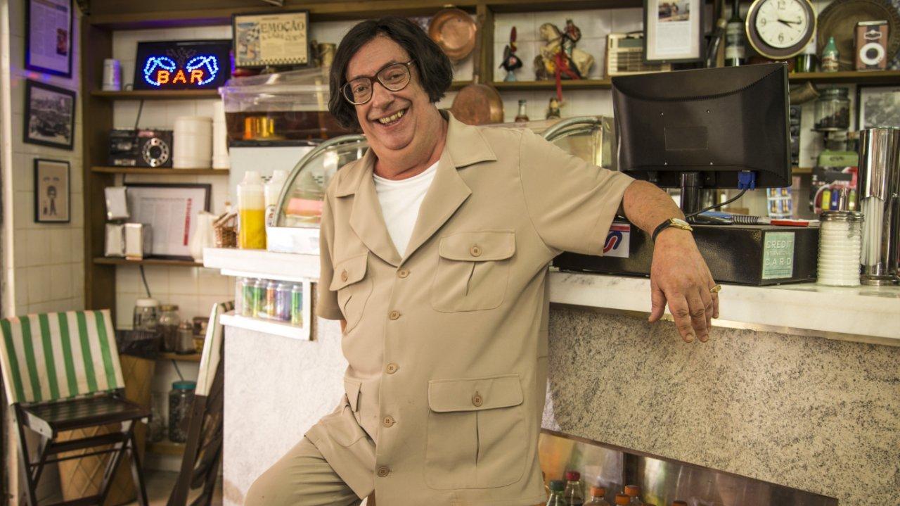 Marcos Oliveira como Beiçola em A Grande Família (Foto: Reprodução/Globo)