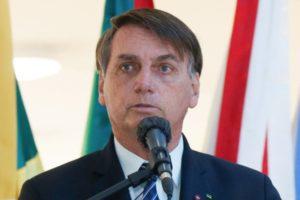 Bolsonaro promove ataque a Rede Globo (foto: Reprodução)