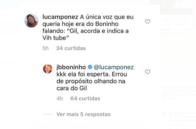 Boninho acusa Viih Tube de perder prova do líder propositalmente (Foto: Reprodução)
