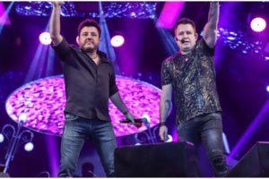 Bruno e Marrone foram detonados por conta do excesso de propagandas em live (Foto: Reprodução)