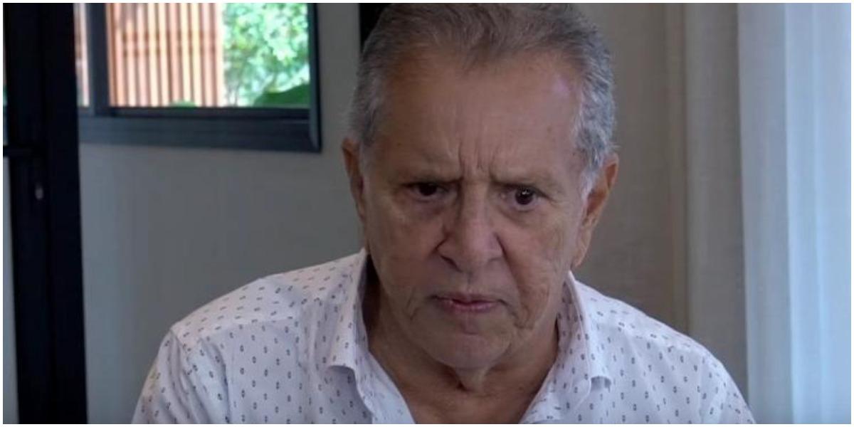 Carlos Alberto ficou com sequelas do Coronavírus (Foto: Reprodução)