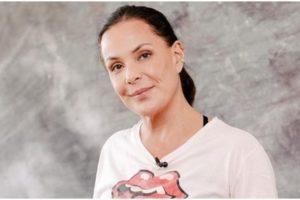 A apresentadora Carolina Ferraz, da Record - Foto: Reprodução
