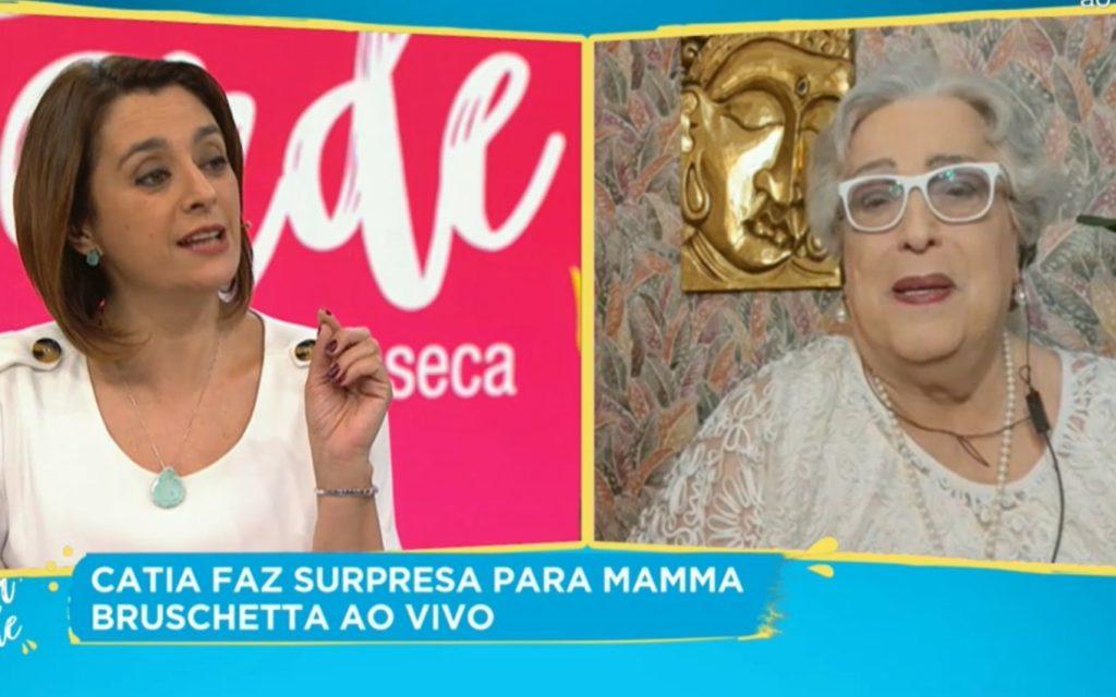 Catia Fonseca e Mamma