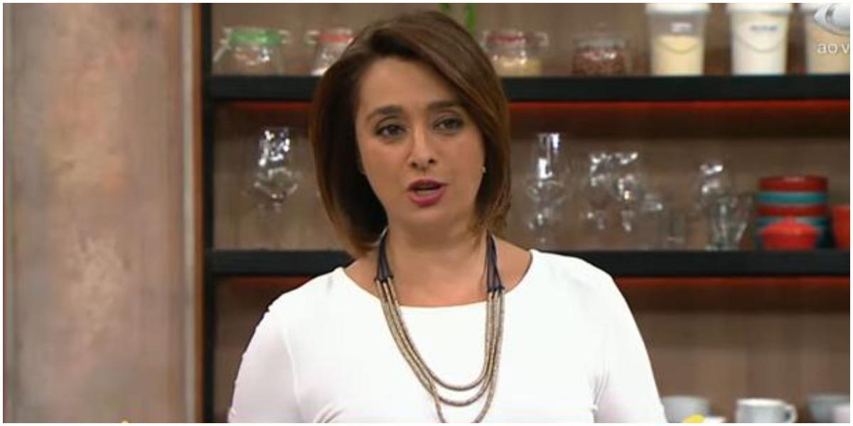 A apresentadora Catia Fonseca, da Band - Foto: Reprodução