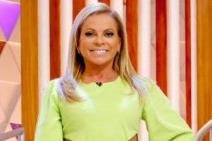 """Christina Rocha no """"Casos de Família"""" (Foto: Reprodução/SBT)"""