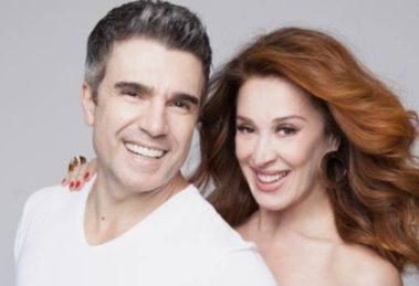 Marido de Cláudia Raia arranca roupa aos 50 e gera choque, após atriz aos 53 assumir nova gravidez