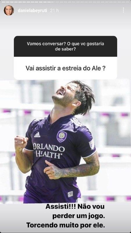 Pato fez sua estreia (Foto: Reprodução/ Instagram)