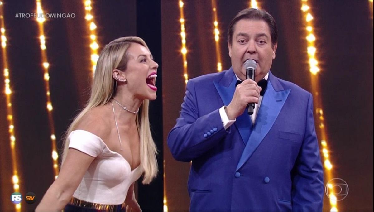 Paolla Oliveira estará no último Dança dos Famosos do Domingão do Faustão na Globo (Foto: Reprodução)