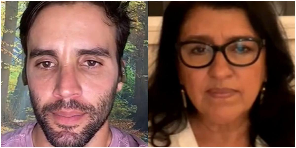 Daniel Cady, esposo de Ivete Sangalo acusa empregada de ifectar sua familia com covid-19