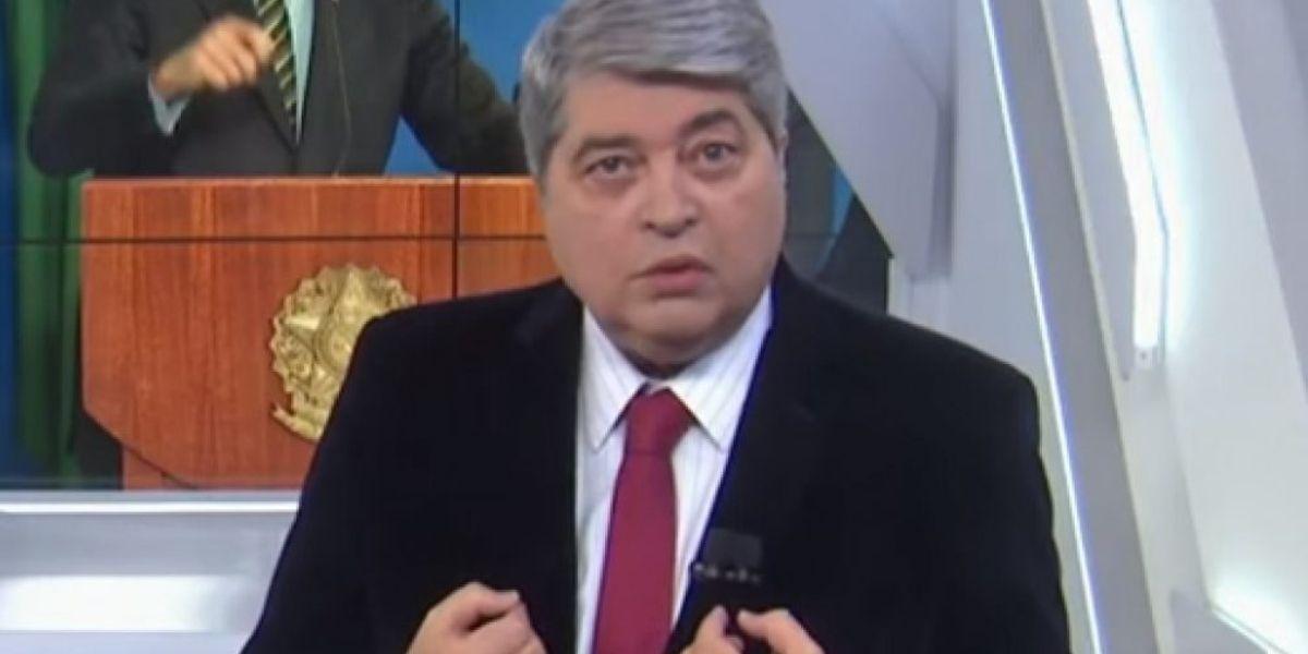 """""""Usando a minha cara"""", detona Datena, após ser contratado pelo SBT e demitido horas depois por Silvio Santos"""