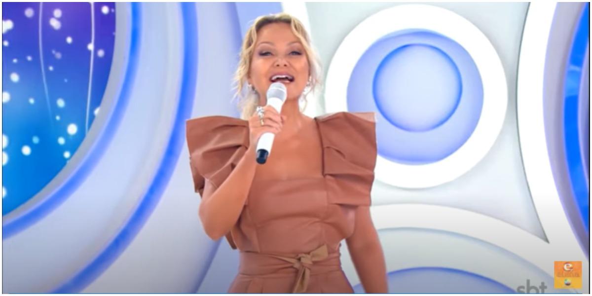 Globo levou Eliana do SBT para participar de documentário no canal (Foto: Reprodução)
