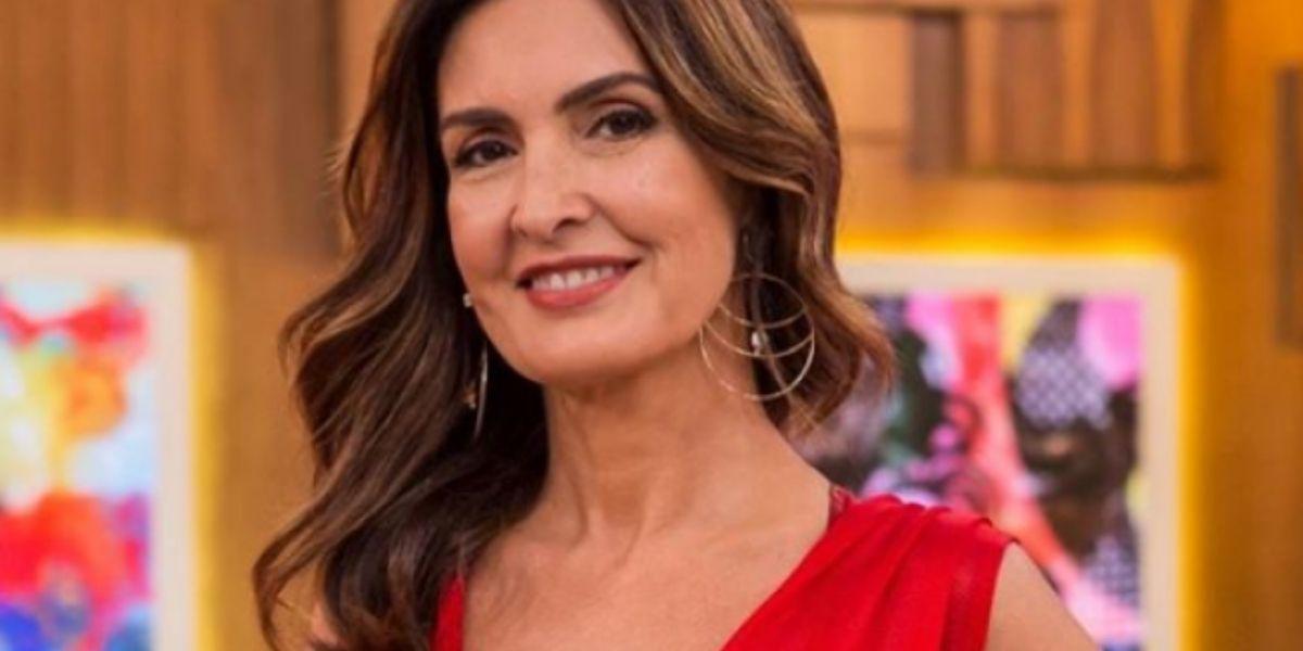 Fátima Bernardes (Reprodução: Globo)