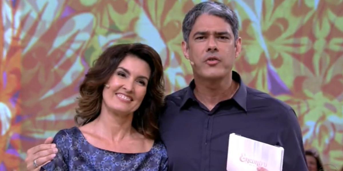 Fátima Bernardes e William Bonner vão reatar casamento segundo previsão de sensitiva (Foto: Reprodução)