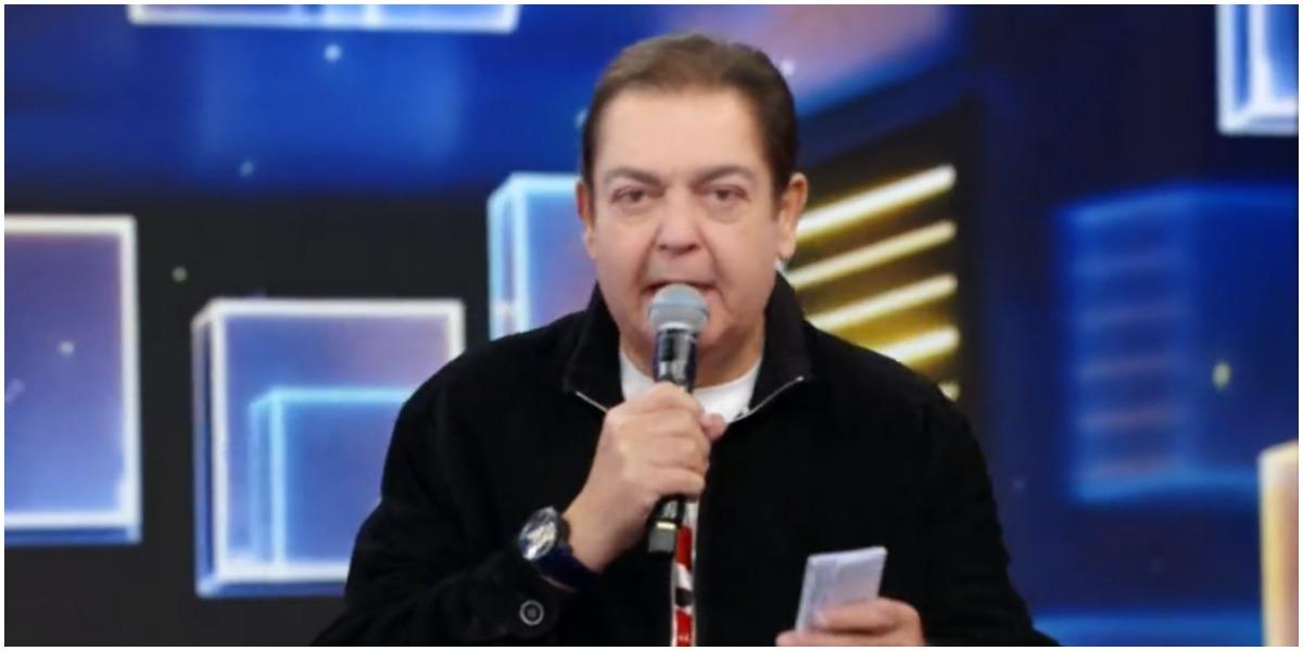 Faustão teve fim de programa antecipado na Globo - Foto: Reprodução